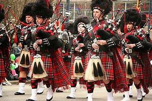 Kilt, traditional Scottish clothing ~ travell and culture
