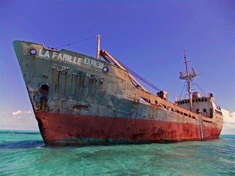 12 Famous Shipwrecks That You Can Still Visit  Amusing Planet