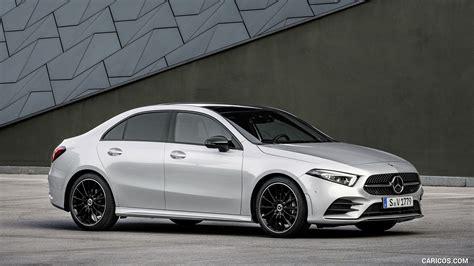 2019 Mercedesbenz Aclass Sedan (color Iridium Silver