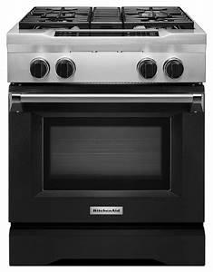 Kitchenaid Range  Stove  Oven  Model Kdrs407vbk01 Parts And