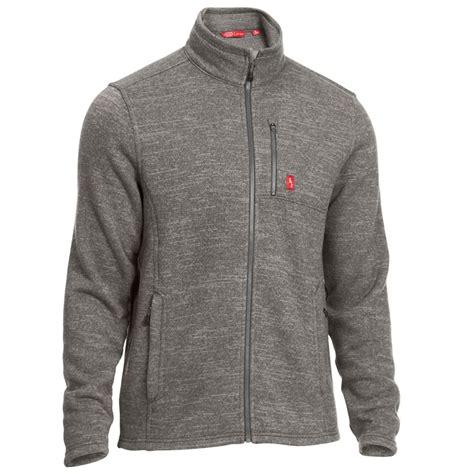 ems mens roundtrip trek full zip fleece jacket eastern mountain sports