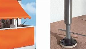 Balkonmarkisen Ohne Bohren : august 2019 sonnenschutz balkon ohne bohren ~ Watch28wear.com Haus und Dekorationen
