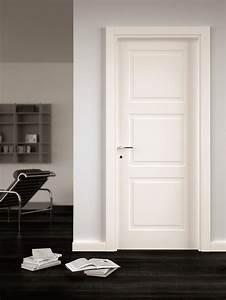 3 Panel Interior Door