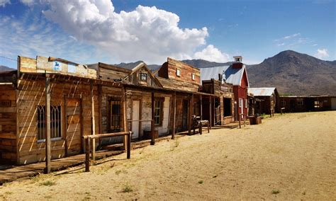 Photo Wallpaper Route 66 Desert Landscapes Wall Murals West Ghost Town Explorer Day Tour From Las Vegas By