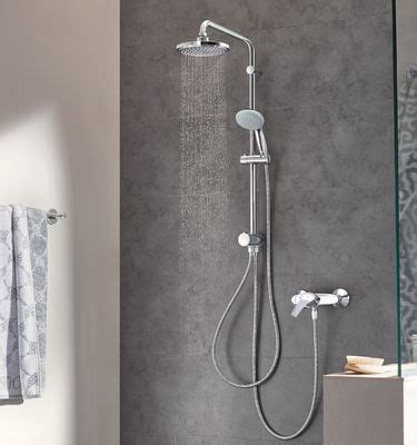 grohe shower systems with sprays grohe tempesta systems shower systems for your shower