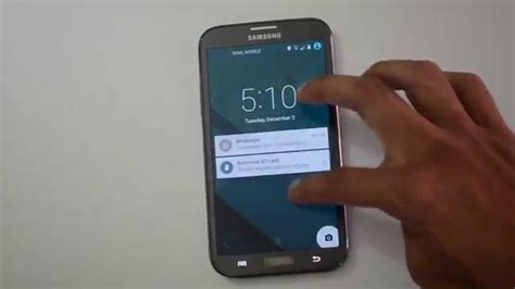 samsung galaxy note  lollipop nameless rom impressions