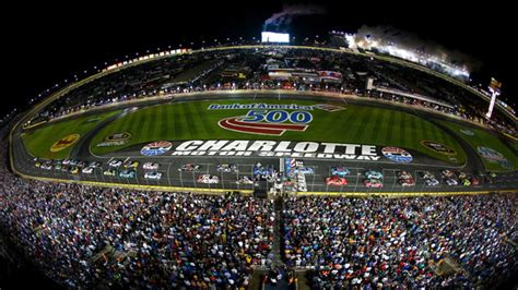 Tailgating At Charlotte Motor Speedway 5 Fast Facts To