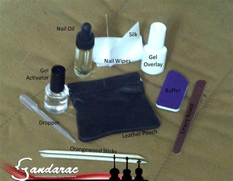 Gel Nail Overlay Kit