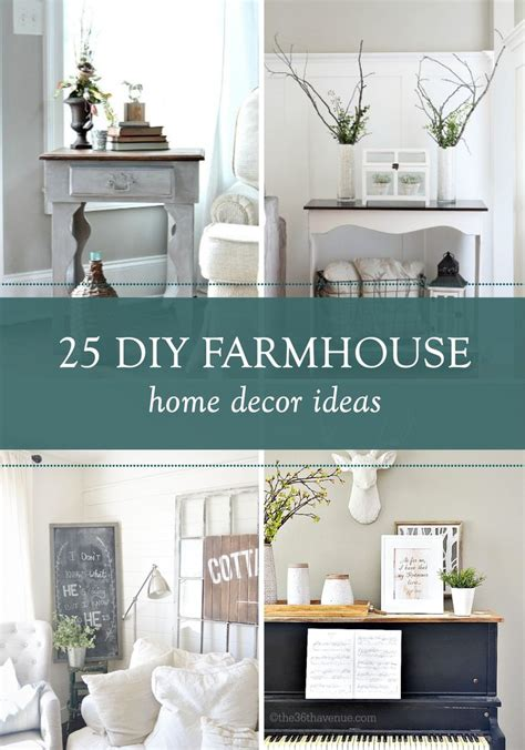 The 36th Avenue  Home Decor Diy Projects Farmhouse