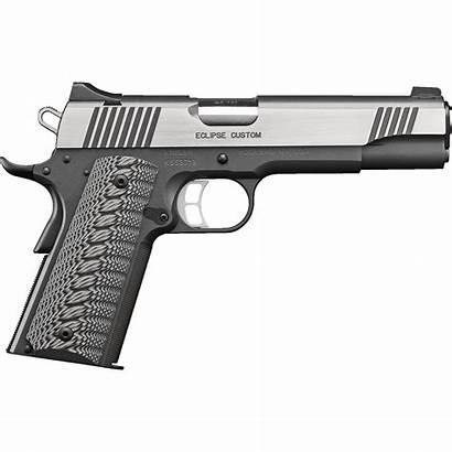 Eclipse Kimber Custom Ii 1911 Handgun 45acp