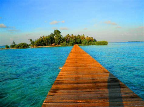 paket wisata pulau tidung di bandung