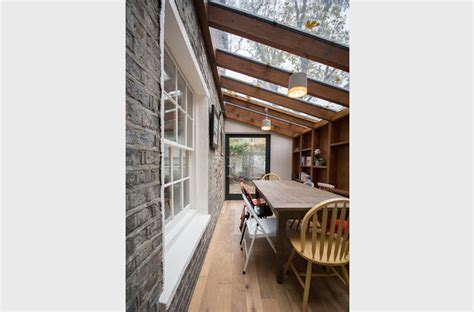 timber frame extension yard architects
