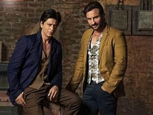Saif Ali Khan: Holding my own in a Shah Rukh Khan film was ...