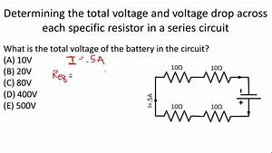 formula for voltage drop across a resistor - 28 images ...