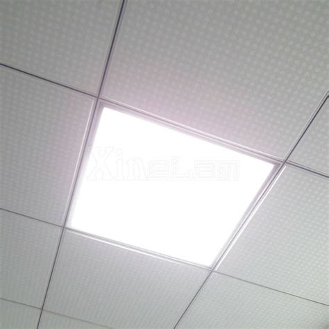 led drop ceiling lights high power high lumens 90lm w led recessed troffer panel
