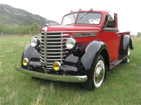 diamond  truck images  pinterest vintage