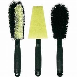 Brosse De Lavage Voiture : lot de 3 brosses pour lavage voiture 1717315 ~ Dailycaller-alerts.com Idées de Décoration