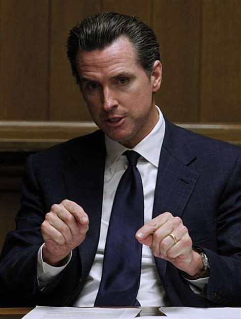 gavin newsom faces political challenges   job sfgate