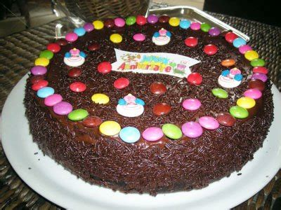 gateau danniversaire au chocolat facile la recette