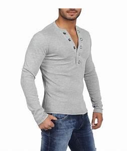 Tee Shirt Homme Manches Longues : bon plan pour trouver le meilleur t shirt manches longues homme ~ Melissatoandfro.com Idées de Décoration
