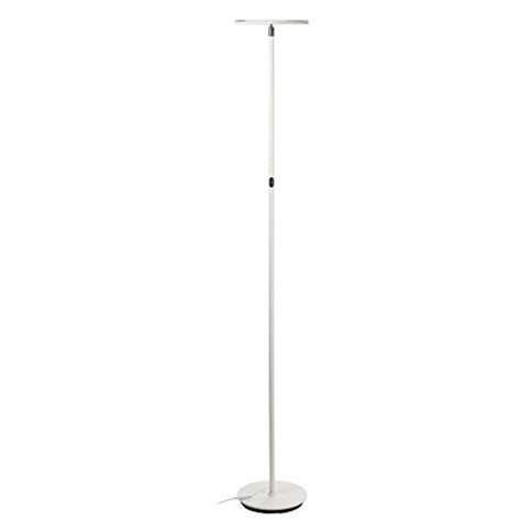dimmable led torchiere floor l sky led torchiere floor l dimmable super bright 30