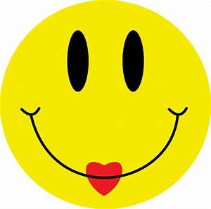 Smile face clipart face heart mouth red smile smiley ...