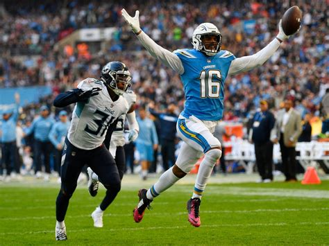 nfl wembley los angeles chargers survive tennessee titans