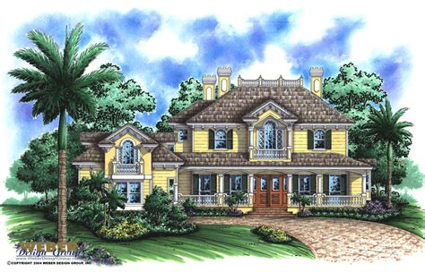 story house plan charleston style waterfront home floor