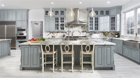 gray kitchens with white cabinets kitchen design ideas remodel projects photos 6910
