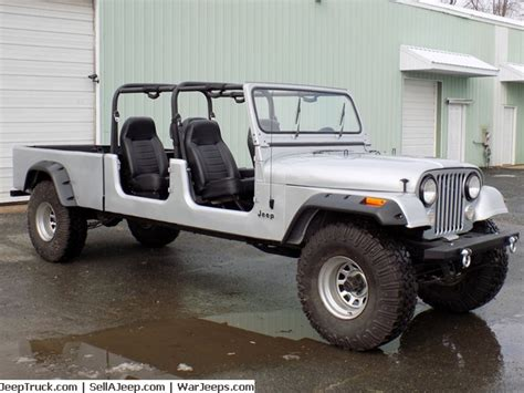 4 door jeep drawing 1984 jeep cj 16 4 door crew cab short bed pickup v8