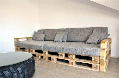 Sofa Aus Paletten Bauen by Europaletten Bett Ganz Einfach Selber Bauen Ausf 252 Hrliche