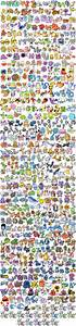 all pokemon in one picture