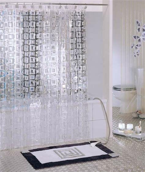 voilage cuisine moderne un rideau de original transforme votre salle de bains