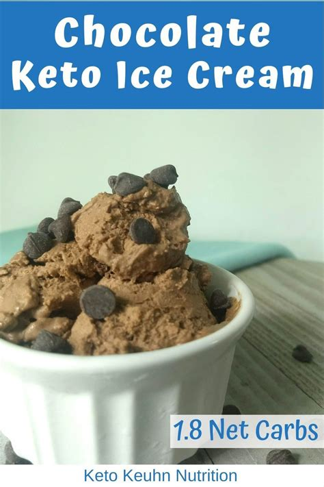 Missing ice cream on your ketogenic diet? Pin on Keto Ice Cream Recipes
