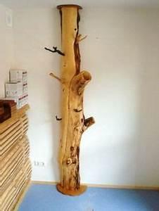 Baum Als Garderobe : garderobe baumstamm dekoration accessoires in 2019 ~ Buech-reservation.com Haus und Dekorationen
