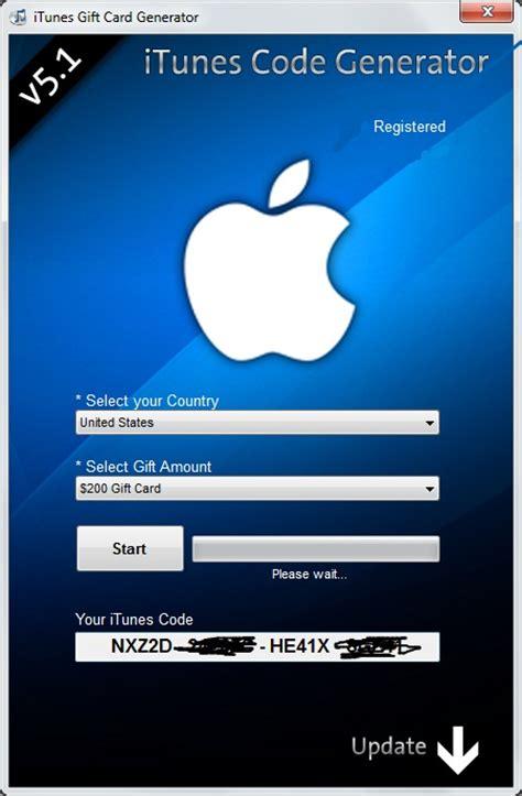 itunes gift card codes generator   survey hack