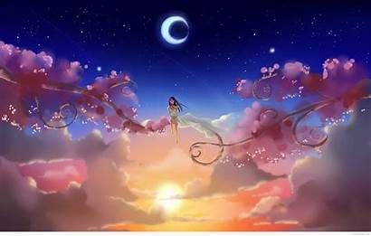 Fantasy Wallpapers Backgrounds Awesome Sky