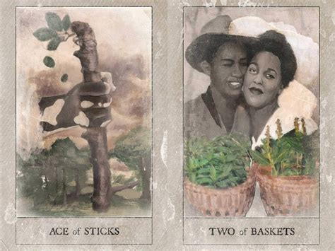 Your specialist for rituals, incense materials, herbs, gems, jewellery and more! The Hoodoo Tarot: 78-Card Deck and Book for Rootworkers: McQuillar, Tayannah Lee, Foisy, Katelan ...