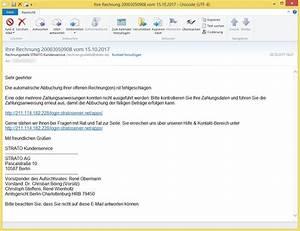 Rechnung Amazon Ag : ihre rechnung 20003050908 vom von rechnungsstelle strato kundenservice ~ Themetempest.com Abrechnung