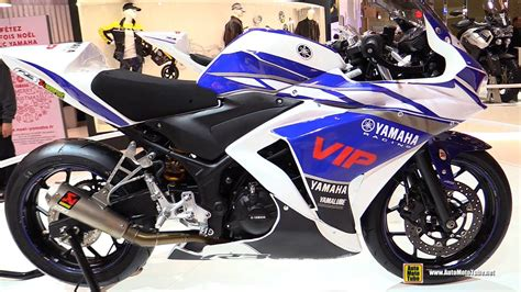 2016 Yamaha R3 Racing Bike