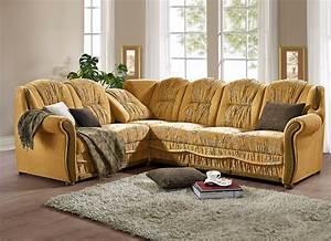 Polsterecke L Form : polsterecke in l form in verschiedenen ausf hrungen wohnzimmer bader ~ Markanthonyermac.com Haus und Dekorationen