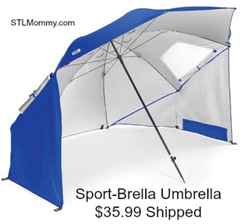 sport brella chair home depot sport brella umbrella 35 99 retail 59 99 stl
