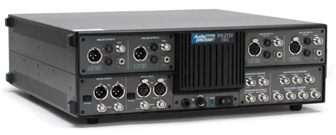 series audio analyzers audio precisionc