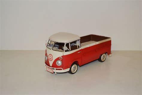 vw bulli deko vw bulli t1 transporter modell blechmodell automodell modellauto sammler deko vitrine blechauto