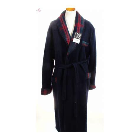 robe de chambre des pyr s peignoir homme en des pyrénées marine de val d 39 arizes