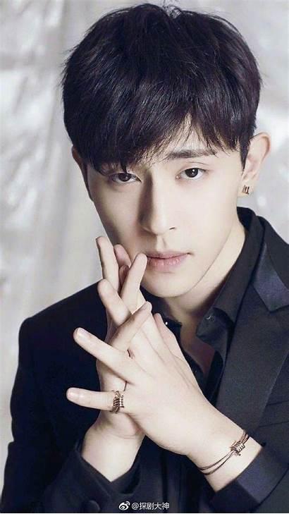 Lun Deng Actors Asian Wallpapers Handsome Drama