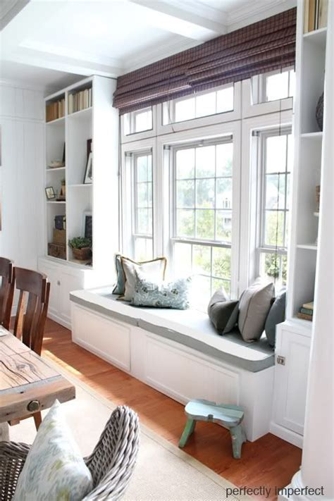 How To Build A Bay Window Seat Bench  Woodworking. Farmhouse Style Bathroom Vanity. Black And White Ottoman. Tower Lighting. French Country Window Treatments. Great Room Furniture. Most Comfortable Living Room Chair. The Fireplace Place. Painting Trim White