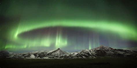 northern lights  west iceland   aurora dance