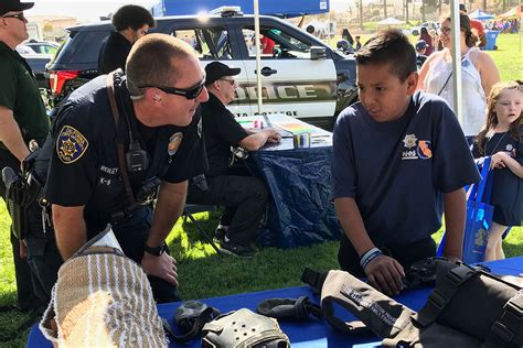 community outreach cal poly police department cal poly