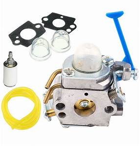 Carburetor For Husqvarna Trimmer 545081848 C1q W40a 128c
